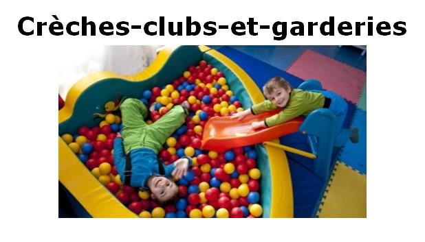 creche club garderie